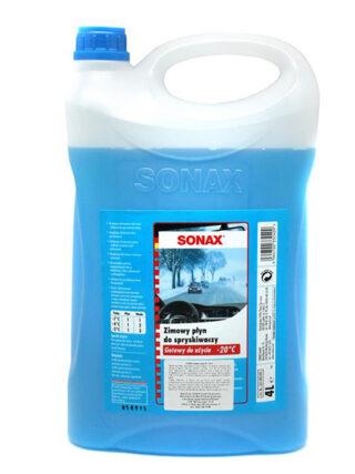 Зимний концентрат -20С SONAX (Германия) 4л