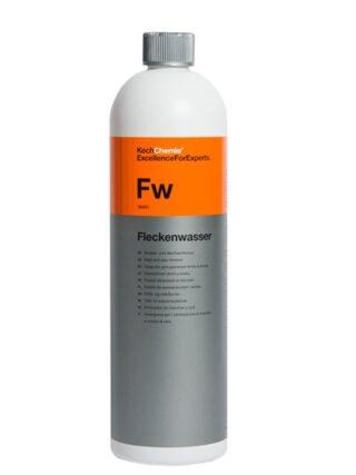 FLECKENWASSER пятновыводитель универсальный для текстиля, кожи, пластика, лака