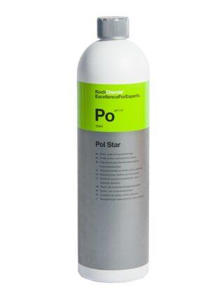 POL STAR очистка тканей, алькантары, нежной или изношенной кожи, консервация текстиля