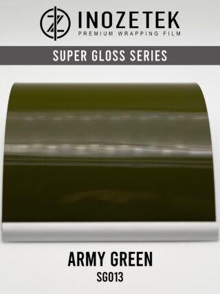 INOZETEK SUPER GLOSS ARMY GREEN