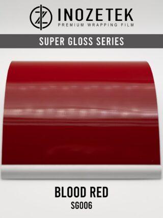 INOZETEK SUPER GLOSS BLOOD RED