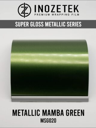 INOZETEK SUPERGLOSS METALLIC MAMBA GREEN