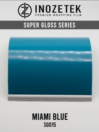 INOZETEK SUPER GLOSS MIAMI BLUE