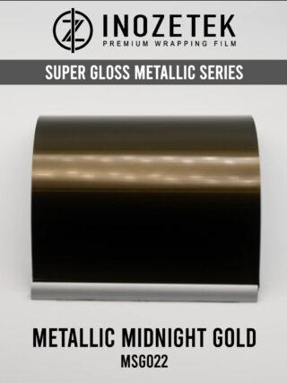 INOZETEK SUPERGLOSS METALLIC MIDNIGHT GOLD