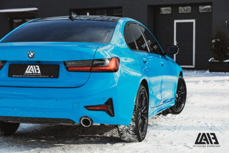 BMW 3 Inozetek Miami Blue