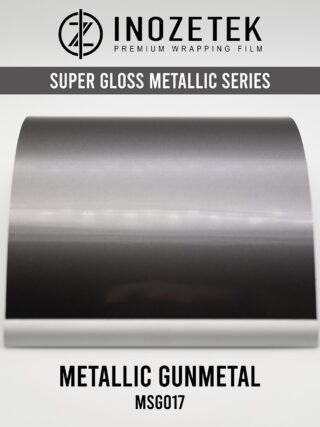 INOZETEK SUPERGLOSS METALLIC GUNMETAL