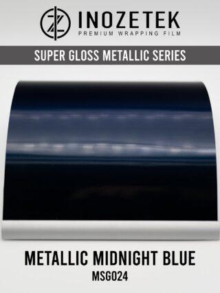 INOZETEK SUPERGLOSS METALLIC MIDNIGHT BLUE