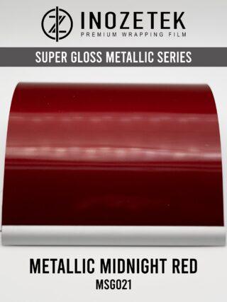 INOZETEK SUPERGLOSS METALLIC MIDNIGHT RED