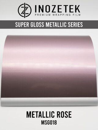 INOZETEK SUPERGLOSS METALLIC ROSE