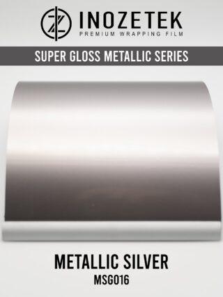 INOZETEK SUPERGLOSS METALLIC SILVER