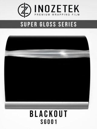 INOZETEK SUPER GLOSS BLACK OUT